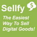 Sellfy the easiest way to sell digital goods